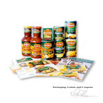 Packaging, Labels and Coupons